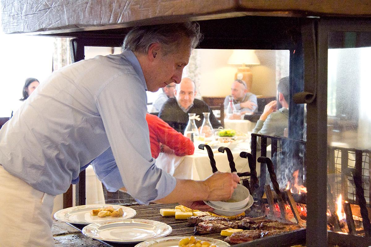 Ristorante san martino di lupari carne alla brace for Arte arredo san martino di lupari